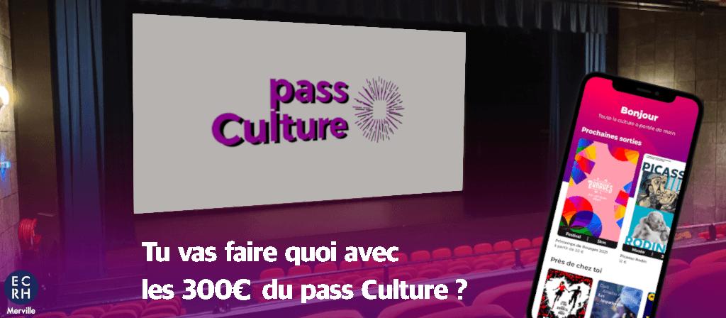 actualité Pass culture
